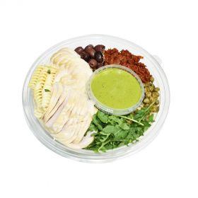 Chicken Pasta Salad Herb Dressing