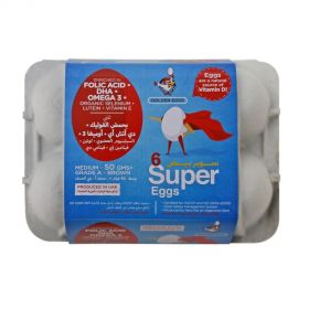 Al Jazira Super Eggs-6 Pc