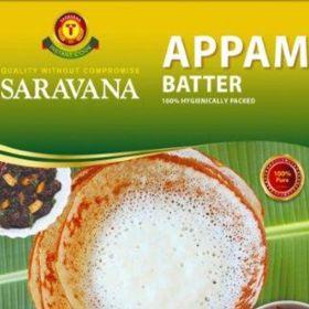 Saravana Appam Batter
