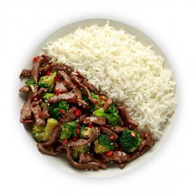 Sous-Vide Beef Stir-Fried in Pepper Sauce