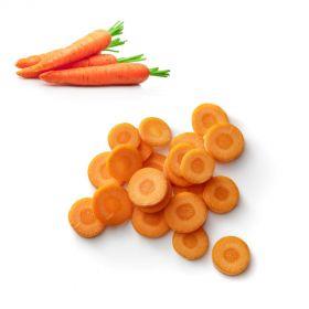 Carrot sliced