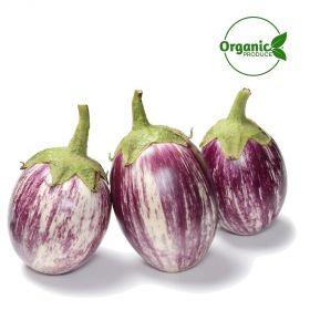 Eggplant Pink Organic