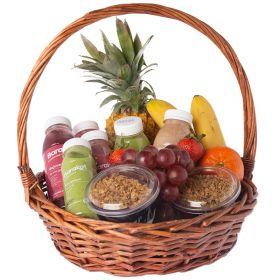 Healthy Treat Basket (Fit & Fine)