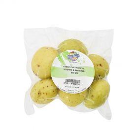 Potato Chat White Washed 500g