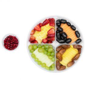 Fruit Platter & Pomegranate Arils 1PIECE