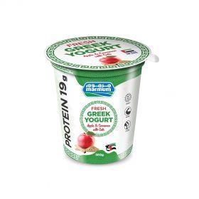 Marmum Apple Cinnamon Greek Yogurt 360g