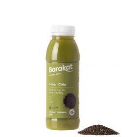 Green Chia Juice