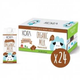 Koita Organic Milk Chocolate