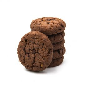 Dark Chocolate Cookie -4pcs