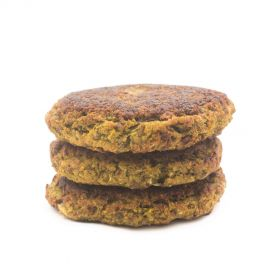 Premium Vegan Burger Patty