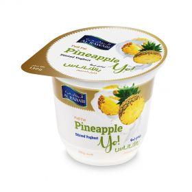 Al Rawabi Yoghurt Pineapple 130g