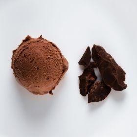 Camel Milk Belgian Chocolate Ice Cream