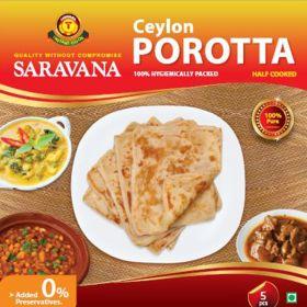 Saravana Ceylon Porotta