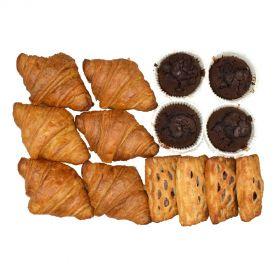Assorted treats (Breakfast / Tea) Box 3 (14 Pieces)