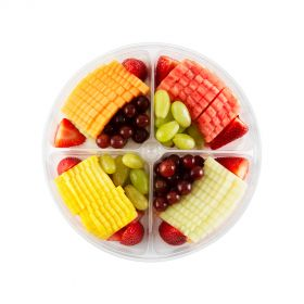 Fruit Slices with Strawberries 1PIECE