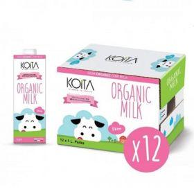 Koita Organic Skimmed Milk