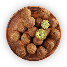 Ready-To-Cook Falafels -12 Pc