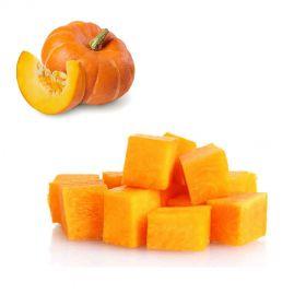 Pumpkin Red Cubes 15mm