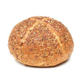Bread Wholemeal Roll -210g (6x35g)