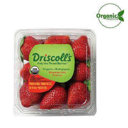 Organic Driscoll's Strawberries - 250g