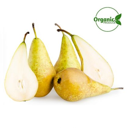 Pears Conference Organic