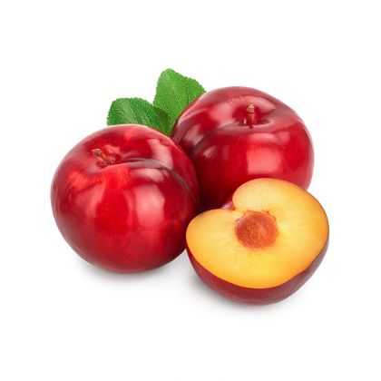 Plums Red 1-1.25Kg Packet