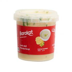 Leek and Potato Soup 340ml