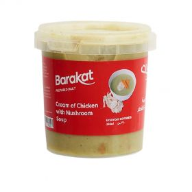 Cream of Chicken with Mushroom soup 340ml