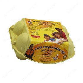 Al Jazira DHA Omega 3 Eggs - 6 Pc