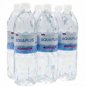 Aquaplus Alkaline Water 1.5 L x Pack of 6