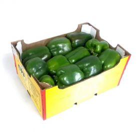 Capsicum Green Box