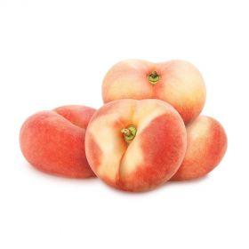 Peach Flat 800-900g Pack