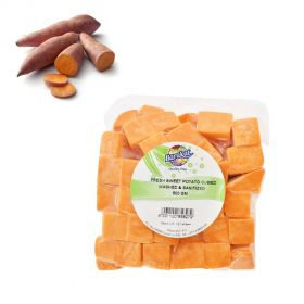 Potato Sweet Cubes 500g