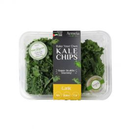 Kale Chips Garlic Lemon - Armela Farms