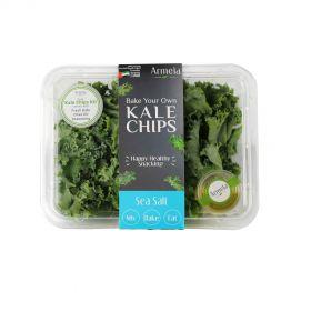 Kale Chips Sea Salt - Armela Farms