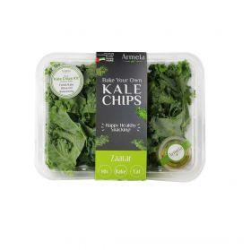Kale Chips Zaatar - Armela Farms