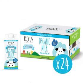 Koita Organic Full Cream Milk