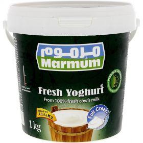 Marmum Yoghurt Full Fat