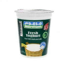 Marmum Yoghurt Full Fat 400g