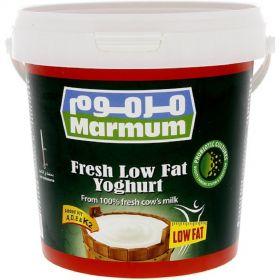 Marmum Yoghurt Low Fat 1Kg