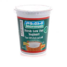 Marmum Yoghurt Low Fat 400g
