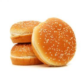 Burger Roll Soft White Sesame -210g (6x35g)