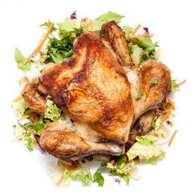 Arabic Chicken Whole Boneless BBQ