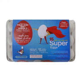 Al Jazira Super Eggs -15 Pc