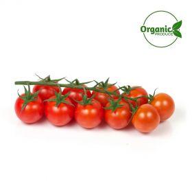 Cherry Tomato On Vine Organic
