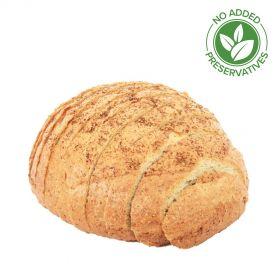Zaatar Loaf Sliced