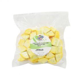 Zucchini Yellow cubes Fresh 20mm 350g