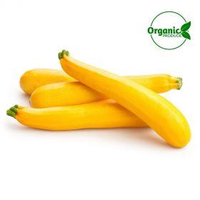 Zucchini Yellow Organic